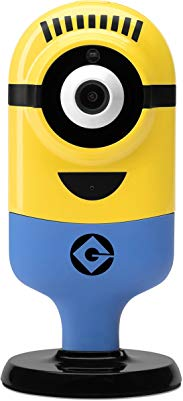 Despicable Me Indoor HD WiFi CarlFlexiCam (Delighted), Yellow (TP0013)