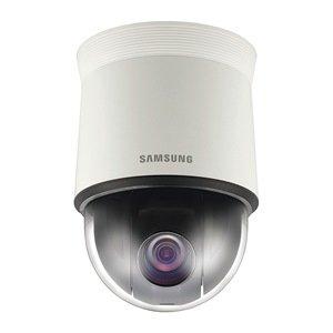 Samsung Analog PTZ Camera, 1/4