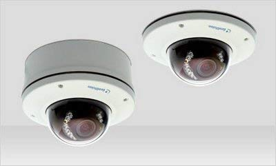 Geovision GV-VD120 1.3M H.264 Low Lux IR Vandal Proof IP Dome