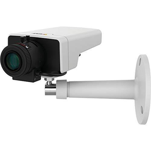 Axis Communications 0749-001 M1125 Network Surveillance Camera, White