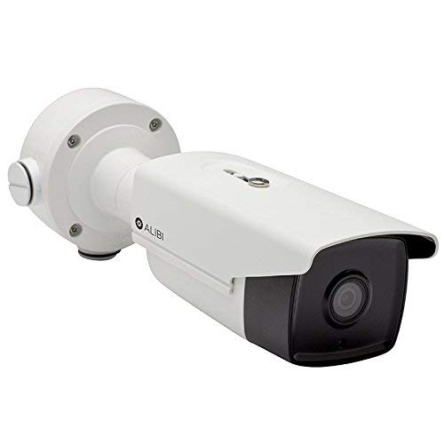 Alibi 3.0 Megapixel 100' IR IP Outdoor Bullet Security Camera