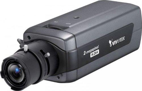 Vivotek IP8161 2MP, H.264, Day & Night, Fixed Network Camera