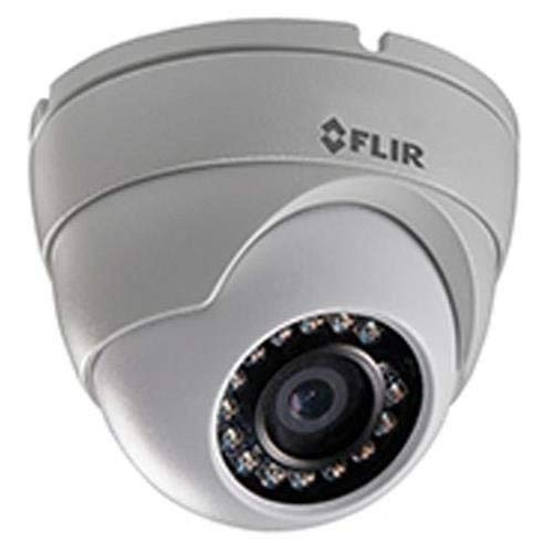 FLIR 2.1MP HD Fixed Dome MPX Camera with 3.6mm F2.0 Lens