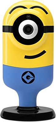 Despicable Me Indoor HD WiFi Stuart Flexi Cam (Mischievous), Yellow (TP0010)