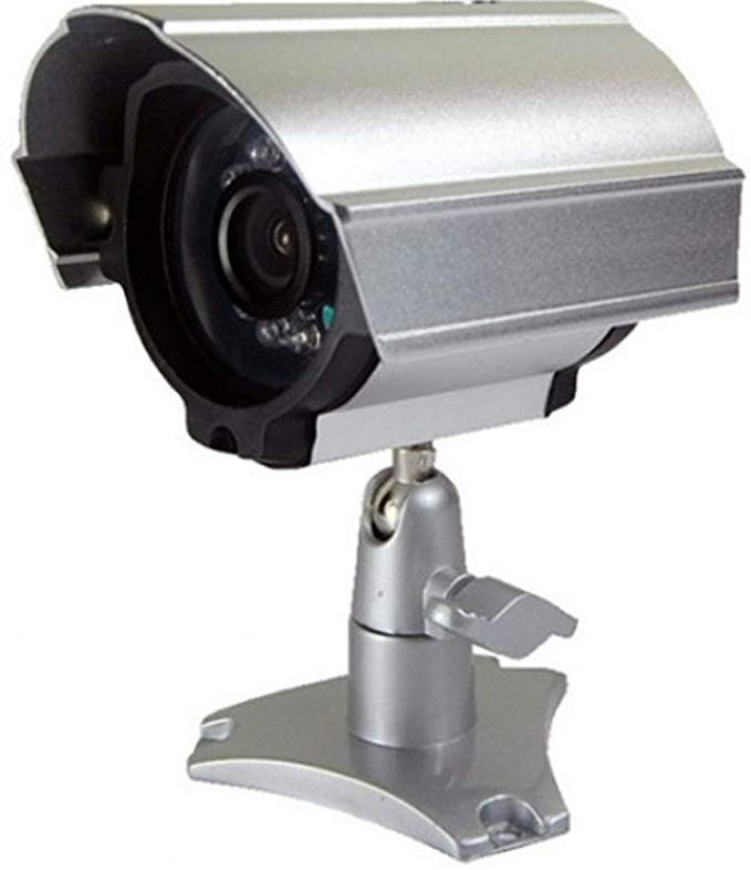 IC Realtime ICR-100 Indoor/Outdoor Mid-Size Bullet Camera, 1/4