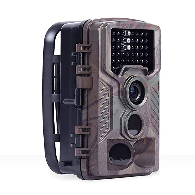 ANRAN Trail Hunting Camera, Wildlife Game Camera 16MP 1080P Waterproof Hunting Scouting Cam for Animal Monitoring with 2.4