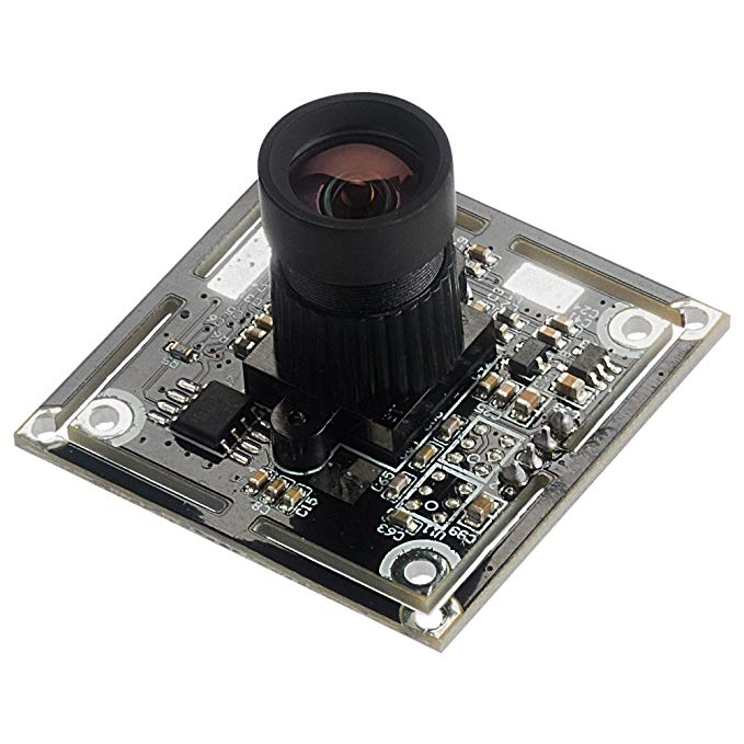 Spinel 8MP USB Camera Module SONY IMX179 Sensor with 6mm Lens FOV 68 degree (D), Support 3265x2448@15fps, UVC Compliant, Support most OS, Focus Adjustable, UC80MPA_L60