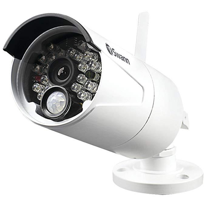 Swann SWADW-410CAM-US ADW-410 Extra Digital Wireless Security Camera (White)
