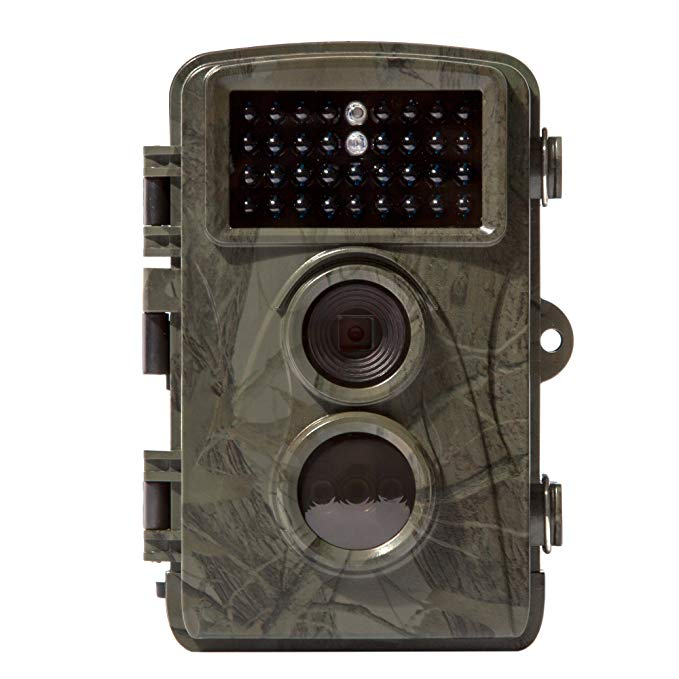 Kofohon KH1880/1967/1963 Game&Trail Hunting Camera, 16/12MP 1080p HD Infrared Scouting Night Vision IP56, Low Leds Motion Activated Digital with LCD, IR Flash Compressed Video PIR Sensitivity