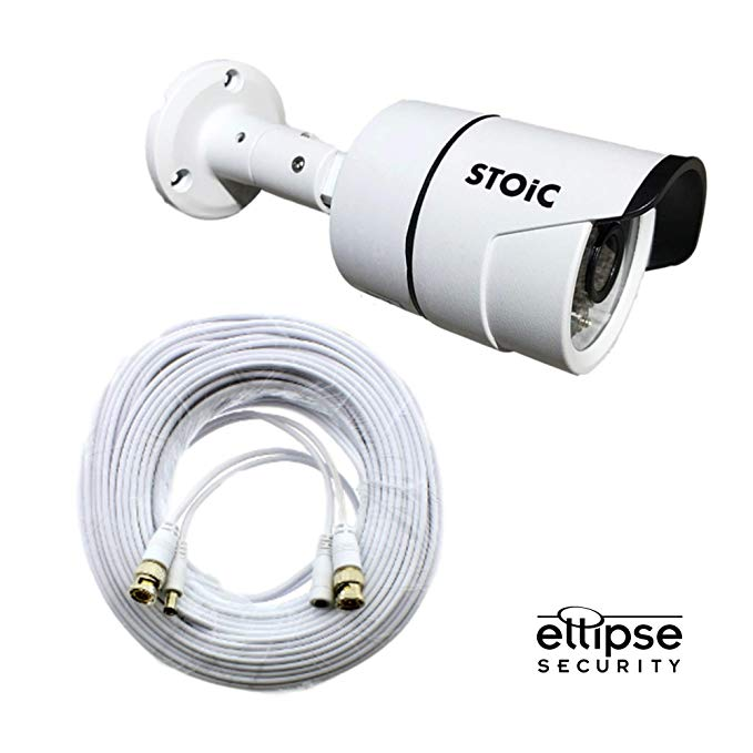 Samsung Compatible Security Camera Replacement for SDC-7340BC, New with Cable, by Stoic