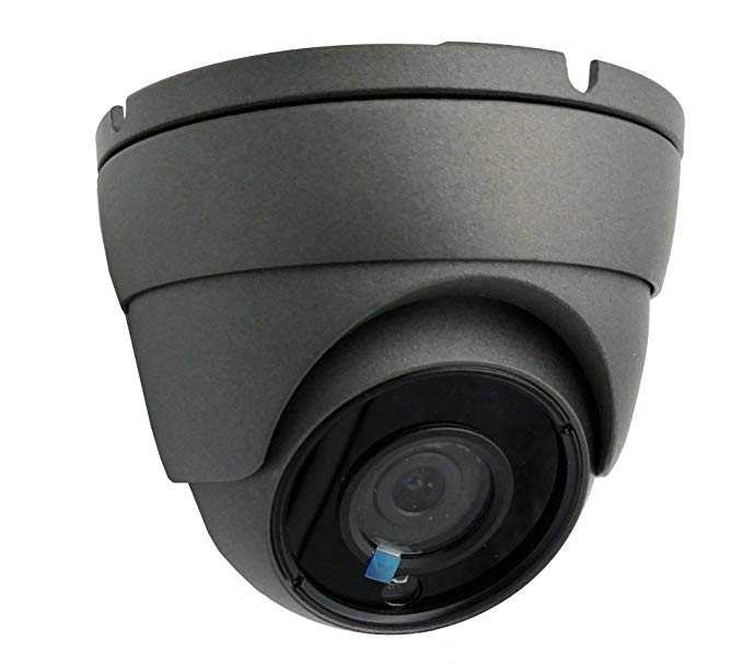 NA Stream 1080p Dome camera 2MP TVI/AHD/CVI/CVBs 4 in 1, 2.8-12mm Motorized 4X Zoom Lens, night version up to 100ft, 1920x1080p Outdoor Indoor Surveillance Camera